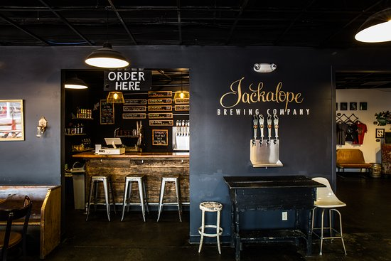 ‪Jackalope Brewing Company - The Den‬