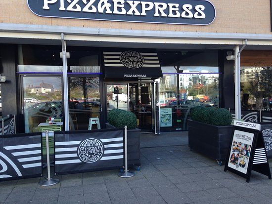 Pizza Express Plymouth Unit 2 The Barbican Leisure Ctr