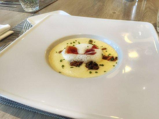 Ostwald, Francja: Crème de Panais
