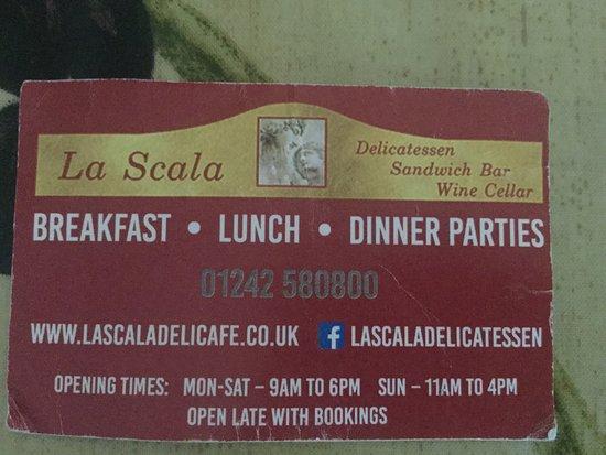 La Scala Delicatessen: photo1.jpg