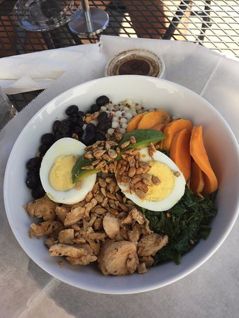 Madison, GA: Grain Bowl - delicious!
