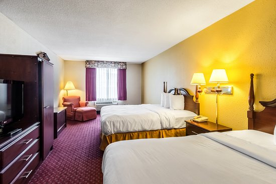 Chambersburg, PA: Guest Room