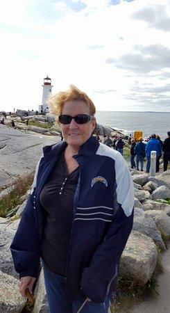 Glen Margaret, كندا: Peggys cove Lighthouse