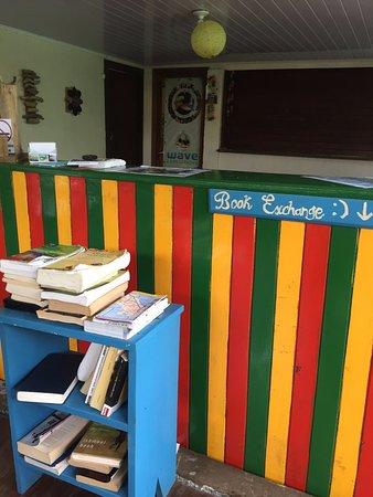 Cabinas Tortuguero: Recepción