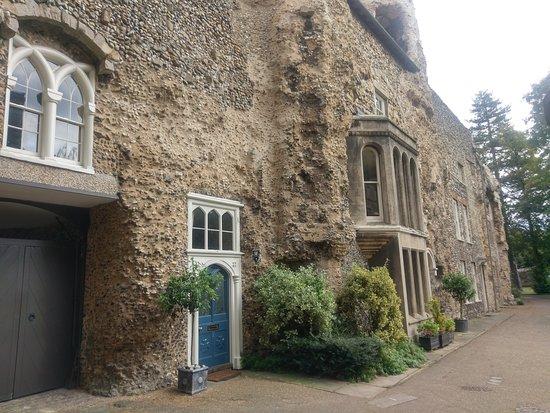 East Anglia, UK : Bury St. Edmunds