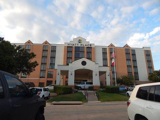 Hurst, Teksas: Hotel Exterior