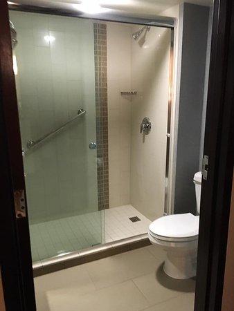 Hurst, Teksas: Walk in shower