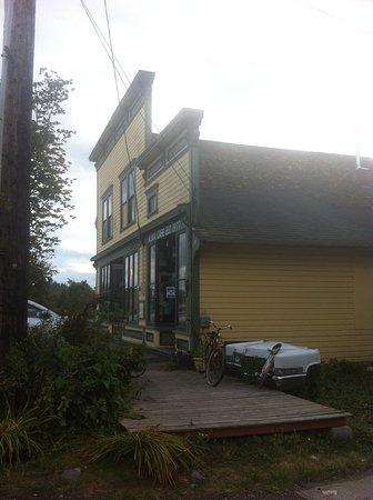 Port Hadlock, Ουάσιγκτον: The facia