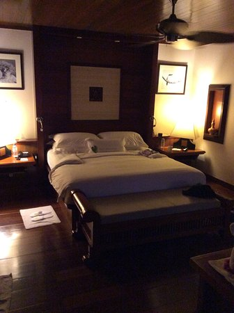 Dark Bedroom At Night bedroom - sorry it's dark - taekn at 11.00 at night!! - picture of