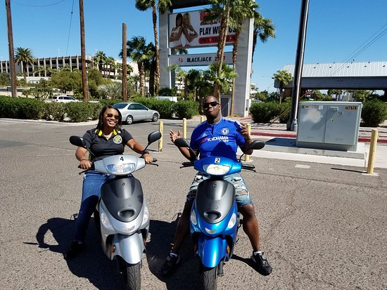 Jam Scooter Rentals of Las Vegas