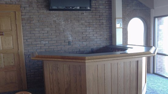 Harbourtowne Resort: Standup Bar For Suitable Functions
