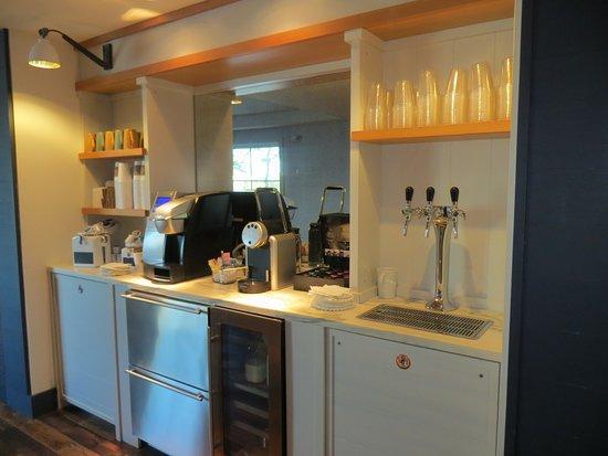 Kuereg Coffee Station Kitchen Ideas Html on