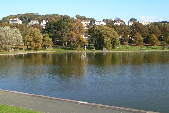 Portishead Lake Grounds