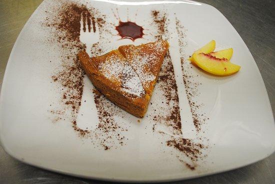 Pella, Italien: crostata di marmellata