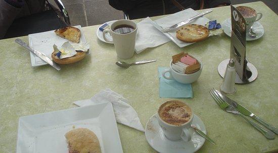 Ivybridge, UK: A veritable feast