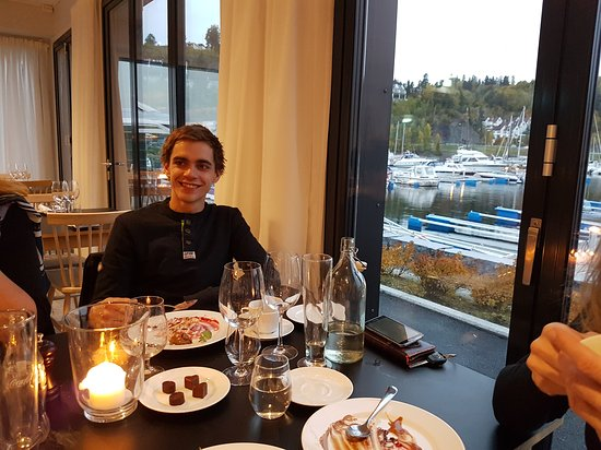 Asker, Noruega: Naust Restaurant and Bar