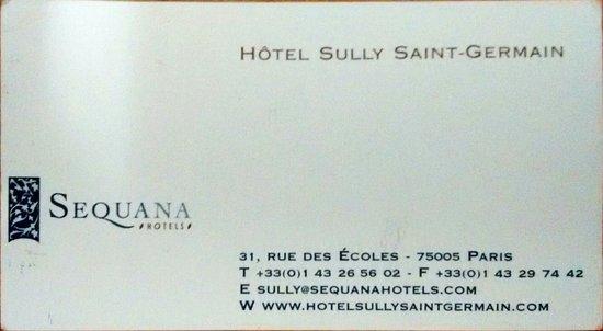 Saint-Saud-Lacoussiere, Frankrijk: Cartão referência.