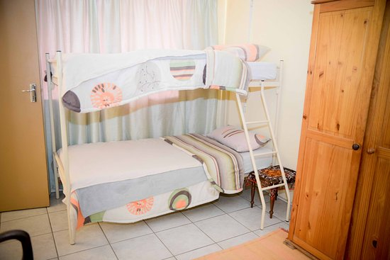 Terrylin Backpacker's Hostel: Family Room - Bunk Bed - Children over the ages of 14 years