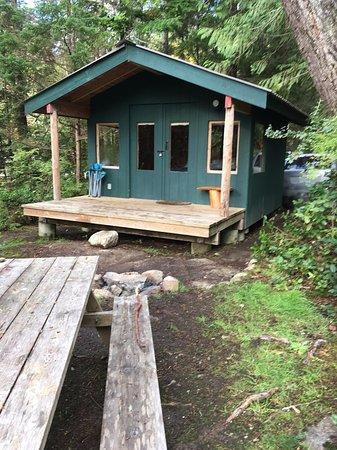 Egmont, Kanada: Cabin #4