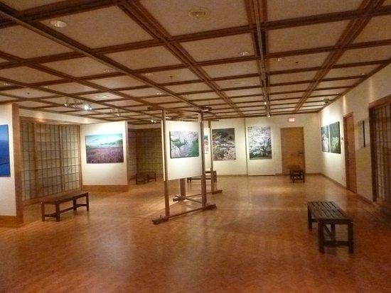 Montreal, Canada: casa japonesa, en el jardin del Japón