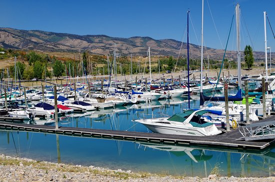 Bear Lake Marina at Garden City