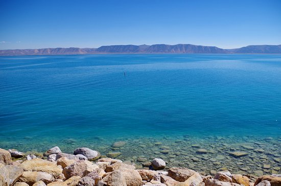 Bear Lake at Garden City, Utah