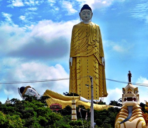 Monywa, Birmania: Simply amazing