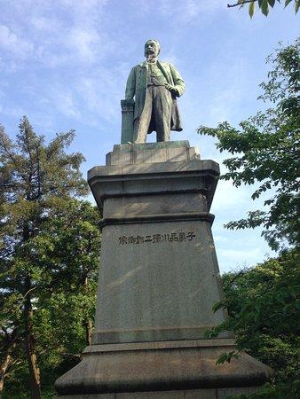 ศาลเจ้ายาสุคุนิ: statue