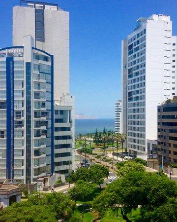 Hotel Runcu Miraflores: Vista del Hotel