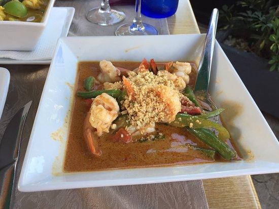 Very good thai food