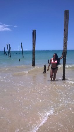 Trancoso, BA: Praia