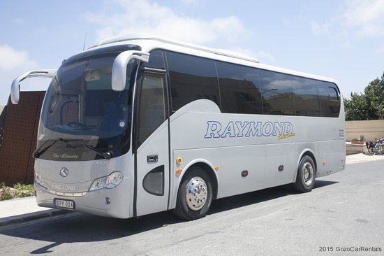 Raymond Tourist Services