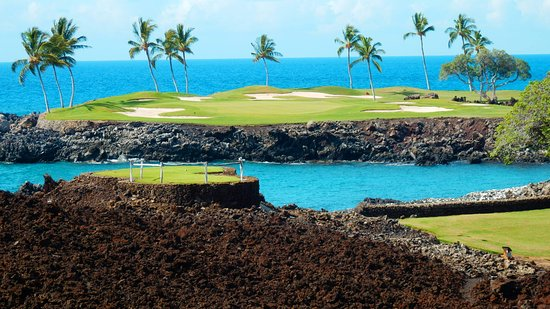 ‪Mauna Lani Resort Golf Club‬