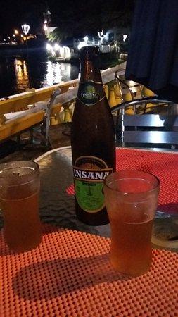 Cafe Bar Beira Rio: Cerveja Artesanal