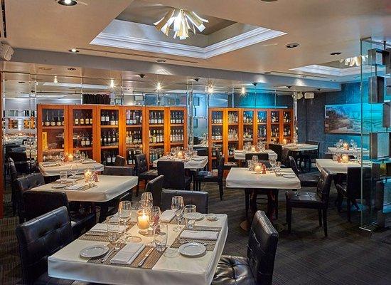 Photo of Italian Restaurant Mistura at 265 Davenport Rd, Toronto, ON M5R 1J9, Canada