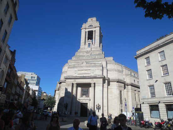 ‪Freemasons' Hall‬