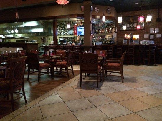 turkish cafe and lounge full bar