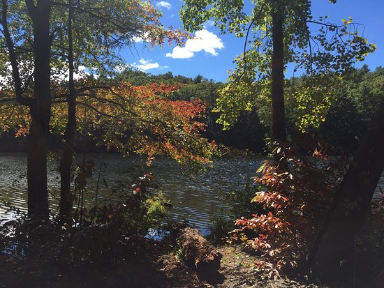 Chatsworth, GA: Photos of Fort Mountain State Park stay October 2016