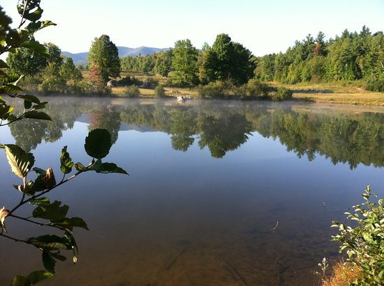 Keene, NY: Pond Reflections