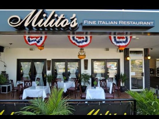Huntington Station, Нью-Йорк: Militos Restaurant