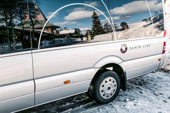 Santa Line - Arctic Transfer Service