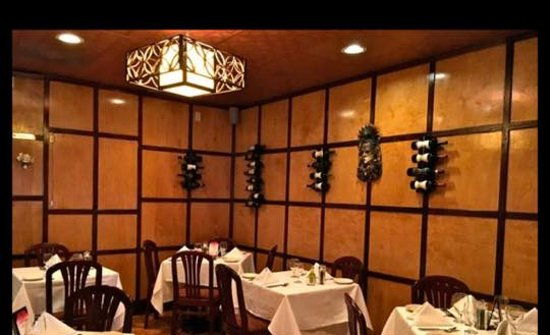 Huntington Station, Нью-Йорк: private dining room