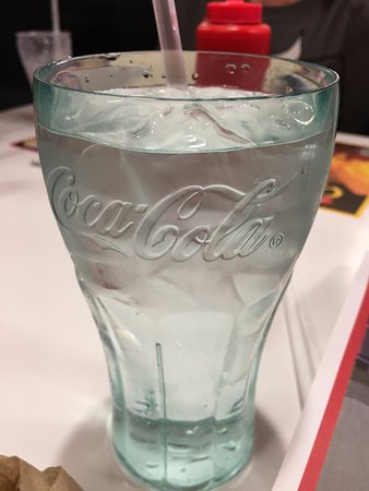 McKinney, TX: Ice water