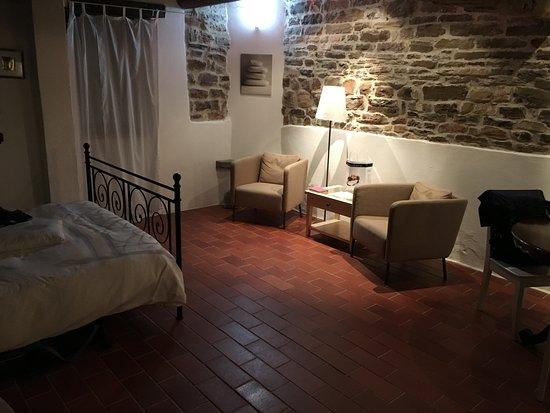 Pietralunga, Italien: Appartement Bianco