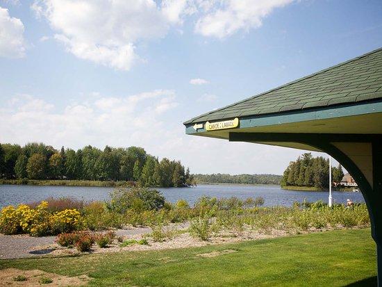 Canoe Launch Lakefield