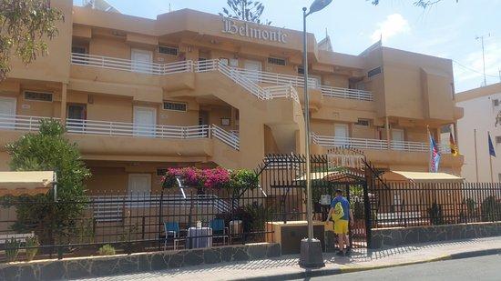 Apartamentos Belmonte