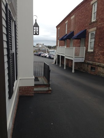 Stonington, CT: Main building and Annex