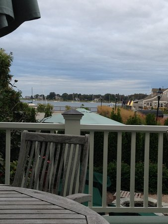Stonington, CT: View from Patio