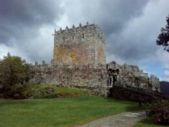 Soutomaior, Spain: Castelo