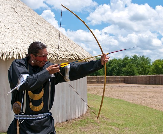 Top Native American Attractions in Oklahoma: Chickasaw Cultural Center. Photo by The Chickasaw N